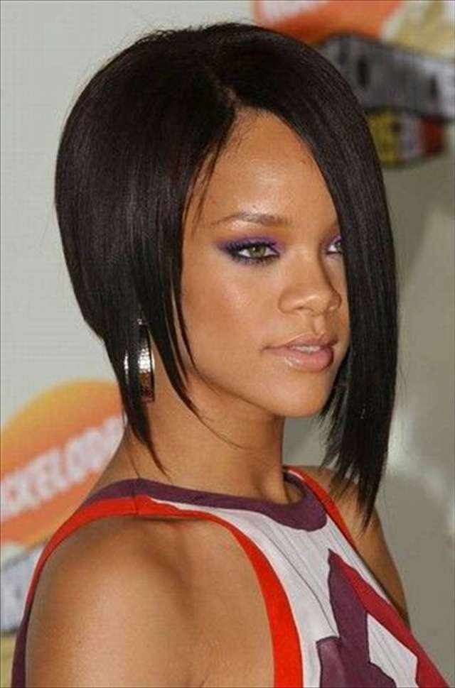 rihanna hairstyles 2014 1 Latest Hairstyles for Girls 2014