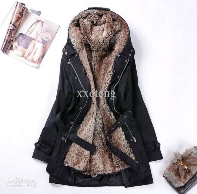 Very warm winter coats for women