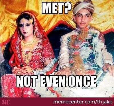 online dating and arranged marriages