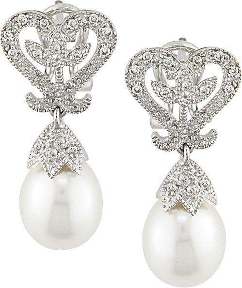 diamond earrings for women - photo #44