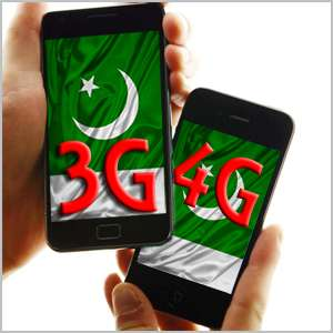 3G and 4G Technology in Pakistan