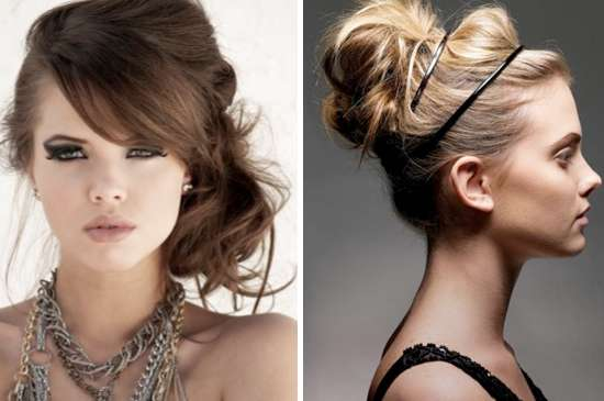 Cool Easy Messy Bun Hairstyles Long Hair Hairstyle Pictures Short Hairstyles Gunalazisus